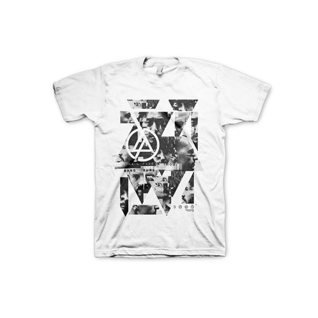 Picture of T-SHIRT M LINKIN PARK - ANGELS