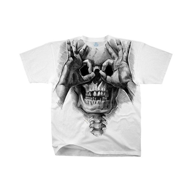 Picture of T-SHIRT M FANTASY - PEEK A BOO