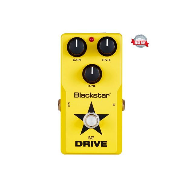 Picture of PEDAL OVERDRIVE BLACKSTAR - LT DRIVE