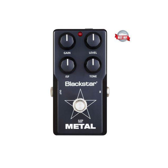 Picture of PEDAL DISTORÇÃO BLACKSTAR - LT METAL