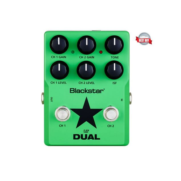 Picture of PEDAL DISTORÇÃO BLACKSTAR - LT DUAL