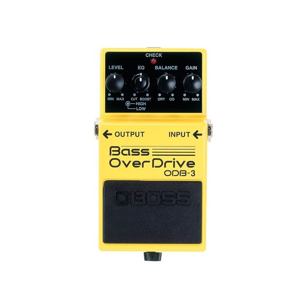 Picture of PEDAL BASS OVERDRIVE BOSS - ODB-3