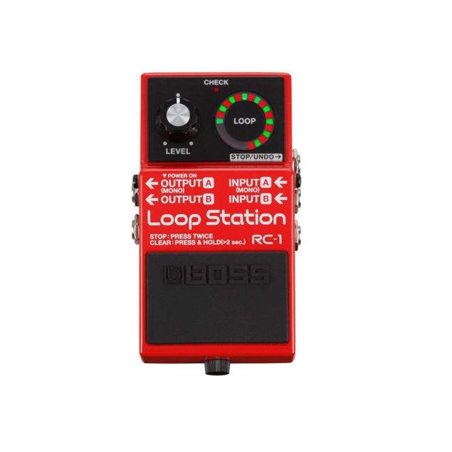 Picture of PEDAL LOOP BOSS - RC-1