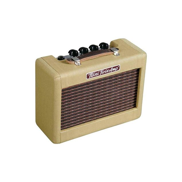 Picture of MINI-AMP FENDER - MINI '57 TWIN-AMP