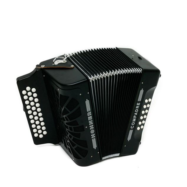 Picture of CONCERTINA HOHNER - COMPADRE BK