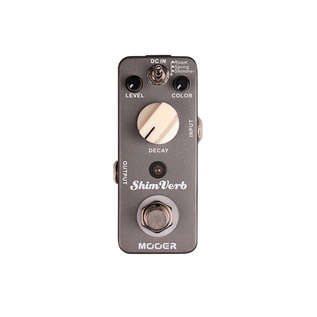 Picture of PEDAL REVERB MOOER - SHIMVERB