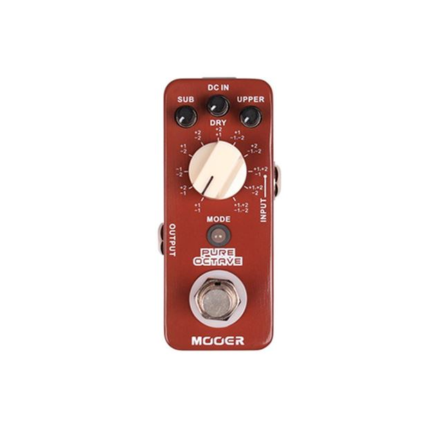 Picture of PEDAL OCTAVER MOOER - PURE OCTAVE