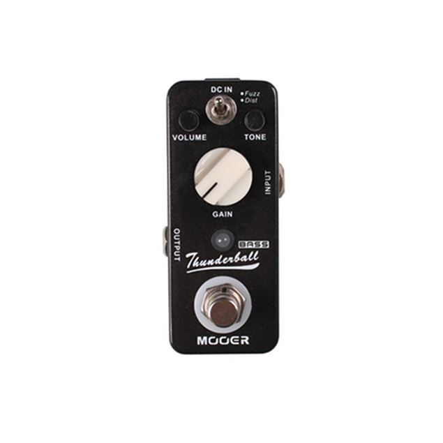 Picture of PEDAL BASS FUZZ MOOER - THUNDERBALL