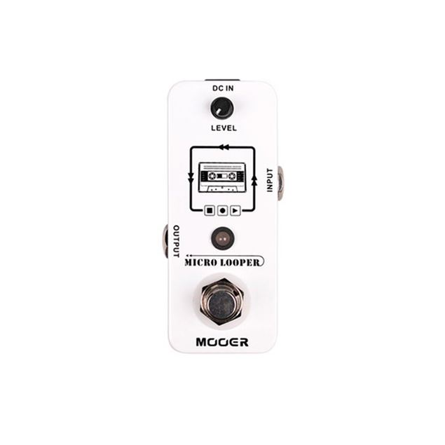 Picture of PEDAL LOOP MOOER - MICRO LOOPER