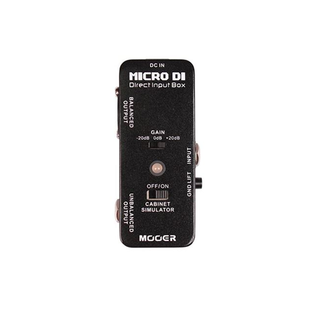 Picture of PEDAL DIRECT MOOER - MICRO D.I.