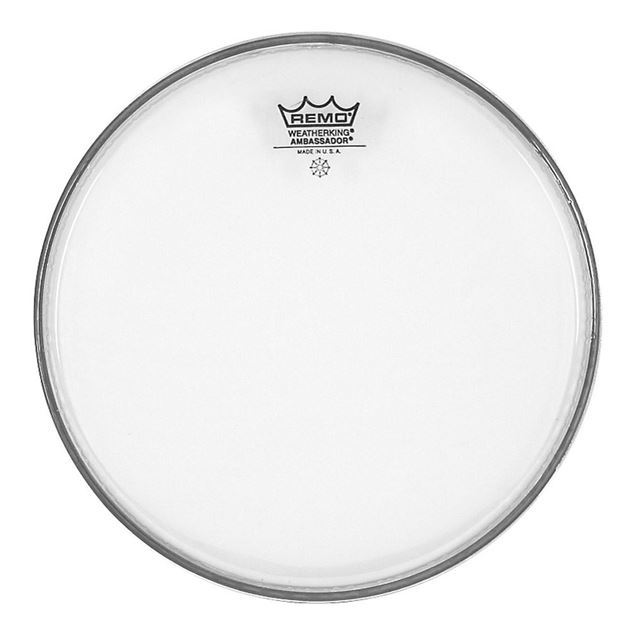 "Picture of PELE REMO AMBASSADOR CLEAR 14"" - BA-0314-00"
