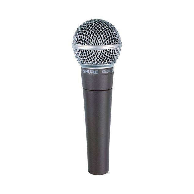 Picture of MICROFONE SHURE - SM58-LCE
