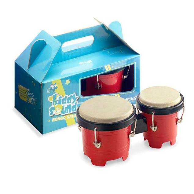Picture of MINI BONGOS STAGG - BOP05