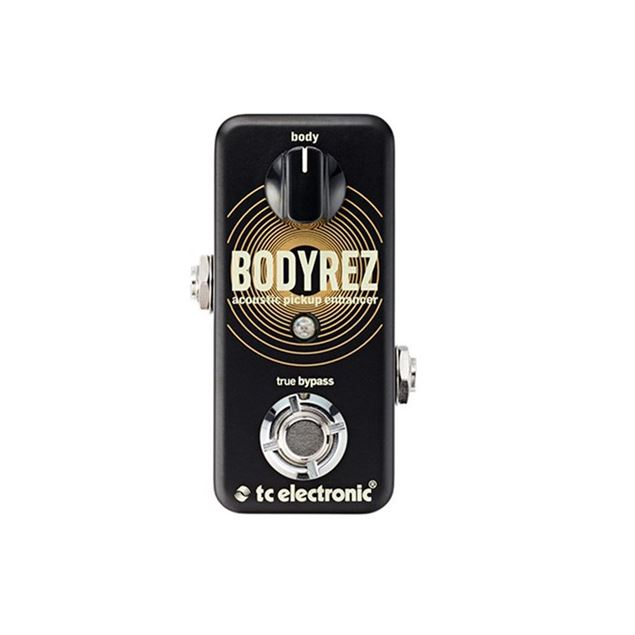 Picture of PEDAL ACUSTICA TC ELECTRONIC - BODYREZ
