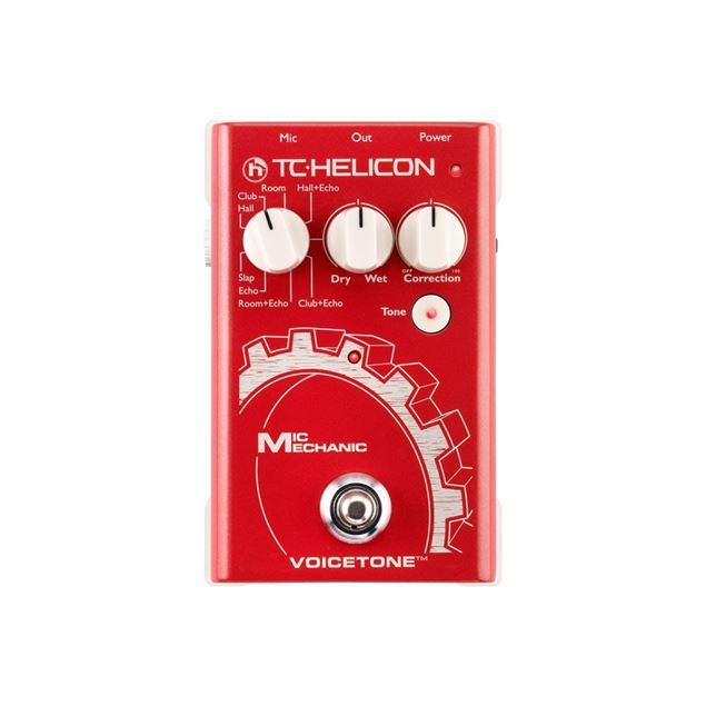 Picture of PEDAL TC HELICON - MIC MECHANIC