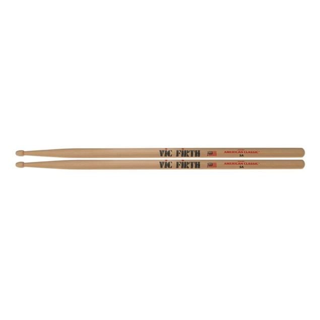 Picture of PAR BAQUETAS VIC FIRTH - 5A