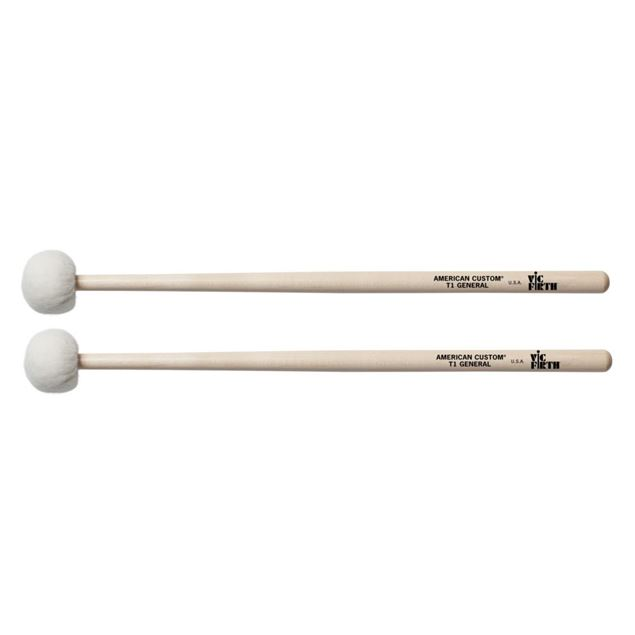 Picture of PAR BAQUETAS TIMPANO VIC FIRTH - T1