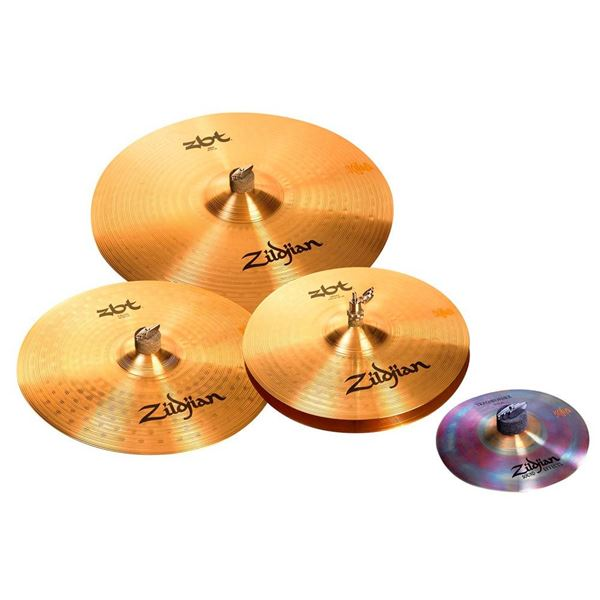 Picture of SET PRATOS BATERIA ZILDJAN - ZBTP390A