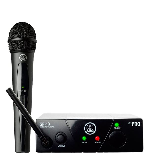 Picture of MICROFONE WIRELESS AKG - WMS40 MINI VOCAL SET