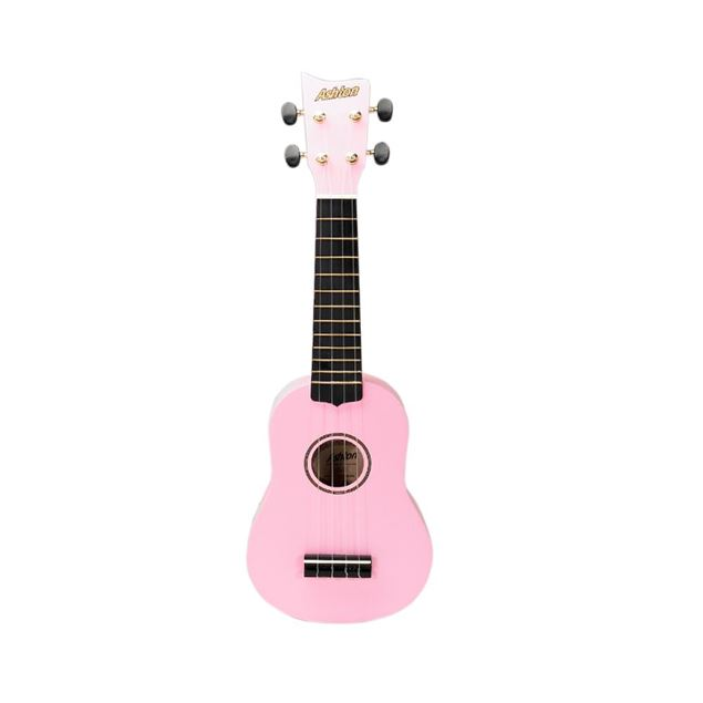 Picture of UKULELE SOPRANO ASHTON - UKE100PK