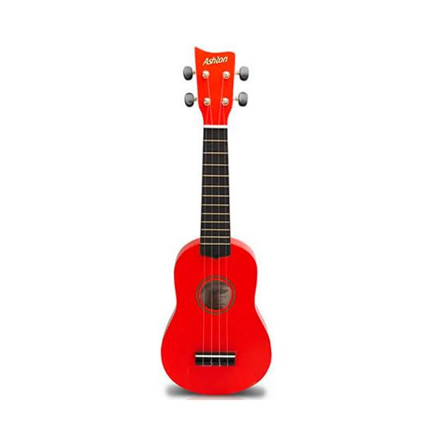 Picture of UKULELE SOPRANO ASHTON - UKE100RD