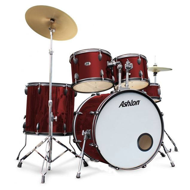 Picture of BATERIA ACUSTICA ASHTON - TDR322WR