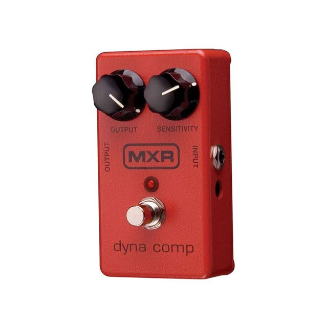 Picture of PEDAL COMPRESSOR DYNA COMP MXR - M102