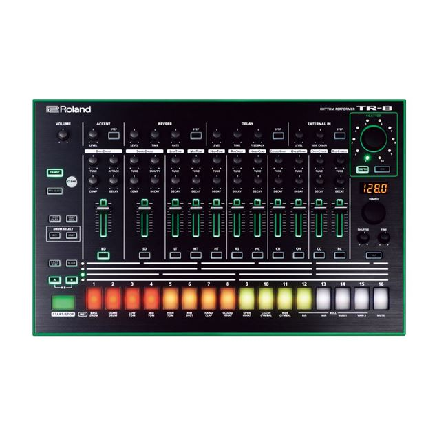 Picture of RHYTM PERFORMER ROLAND - TR-8