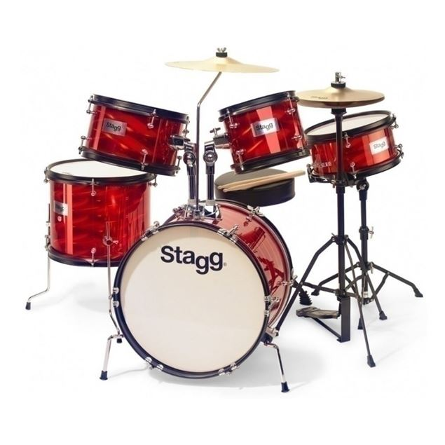 Picture of BATERIA JUNIOR STAGG - TIM JR 5/16 RD
