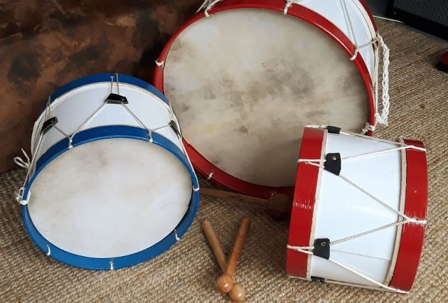 Picture for category Bombos / Percussão Tradicional