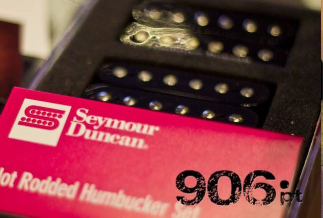 Picture for category Pickups Guitarra