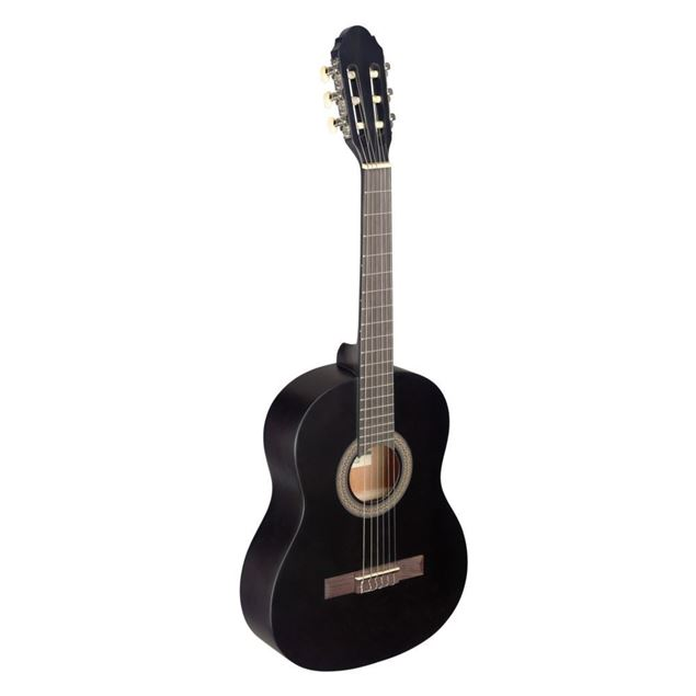 Picture of GUITARRA CLASSICA 3/4 STAGG - C430 M BLK