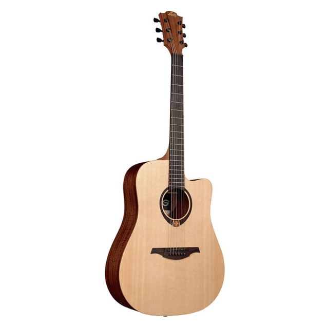 Picture of GUITARRA ACUSTICA LAG - T70DC