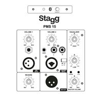 Picture of COLUNA AMPLIFICADA STAGG - PMS15 EU