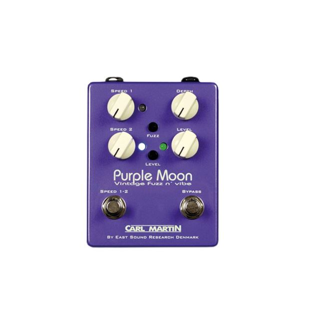 Picture of PEDAL VINTAGE FUZZ CARL MARTINN - PURPLE MOON