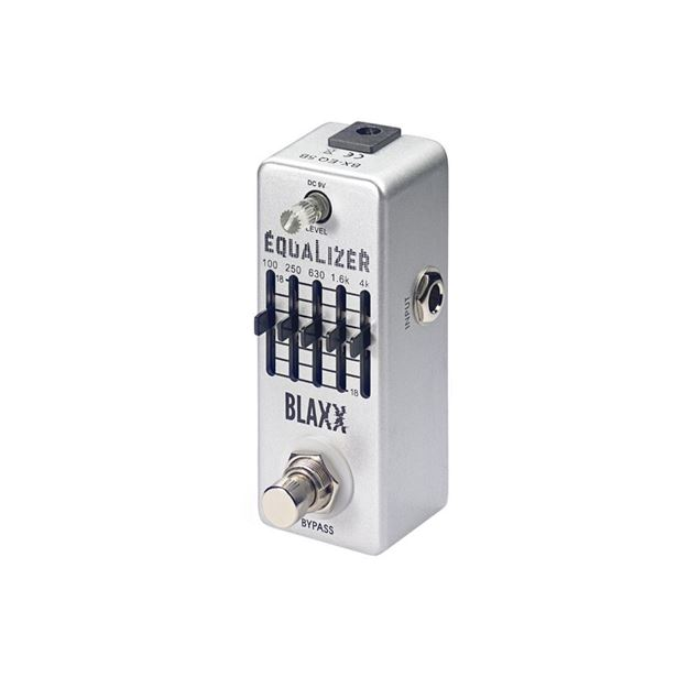 Picture of PEDAL 5 BAND EQ BLAXX - BX-EQ 5B