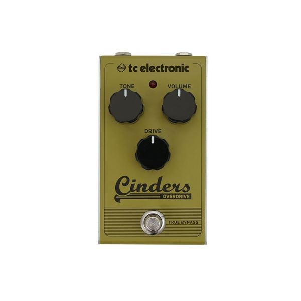 Picture of PEDAL OVERDRIVE TC ELECTRONIC - CINDERS