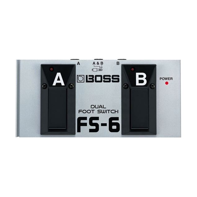 Picture of FOOTSWITCH BOSS - FS-6