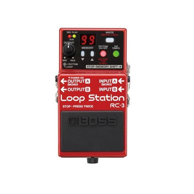Picture of PEDAL LOOP BOSS - RC-3