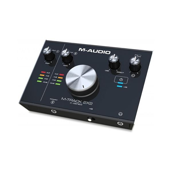 Picture of INTERFACE USB M-AUDIO - M-TRACK 2X2