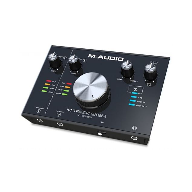 Picture of INTERFACE USB M-AUDIO - M-TRACK 2X2M