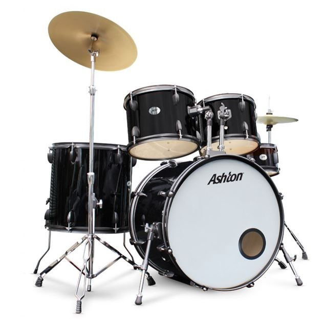 Picture of BATERIA ACUSTICA ASHTON - TDR322BK