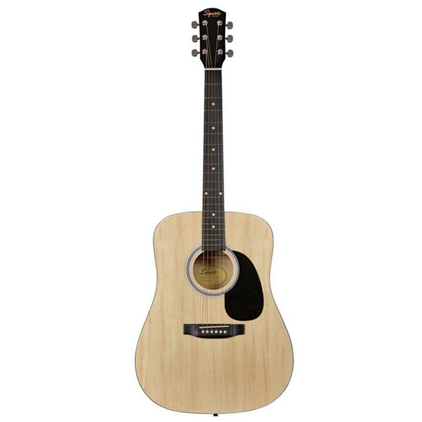 Picture of GUITARRA ACUSTICA SQUIER - SA-105 NAT