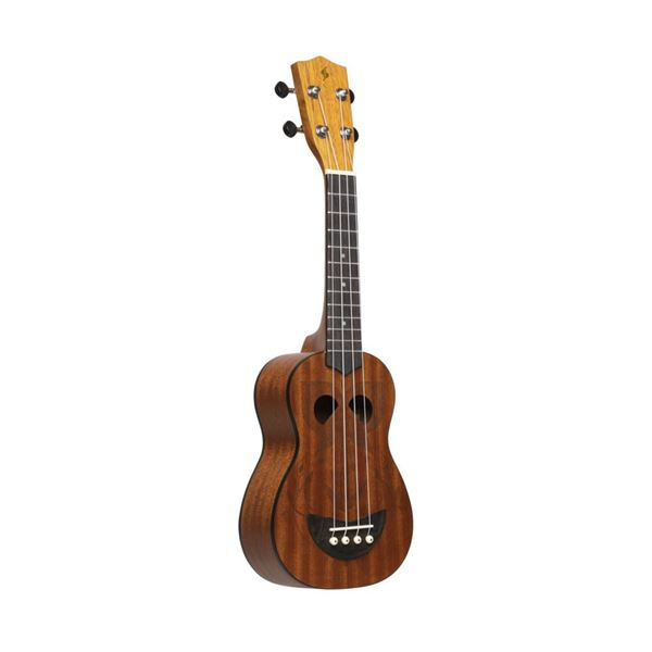 Picture of UKULELE SOPRANO STAGG - US-TIKI EH