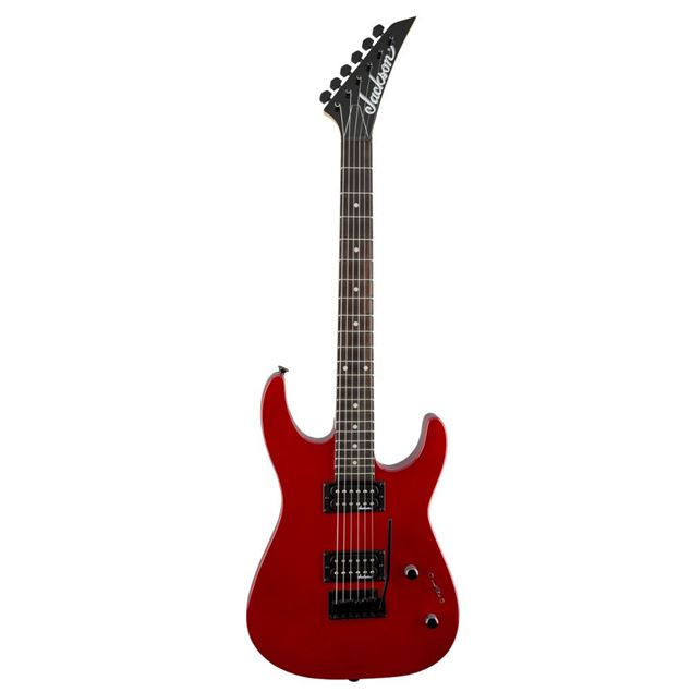 Picture of JACKSON JS11 DINKY METALLIC RED