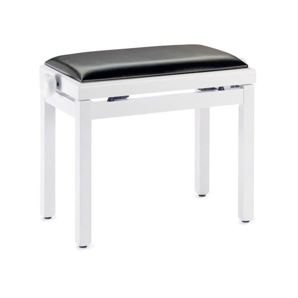 Picture of BANCO PIANO STAGG - PB39 WHM SBK