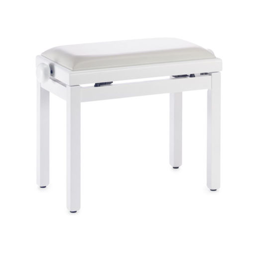 Picture of Banco Piano Regulável Stagg PB39 WHM SWH