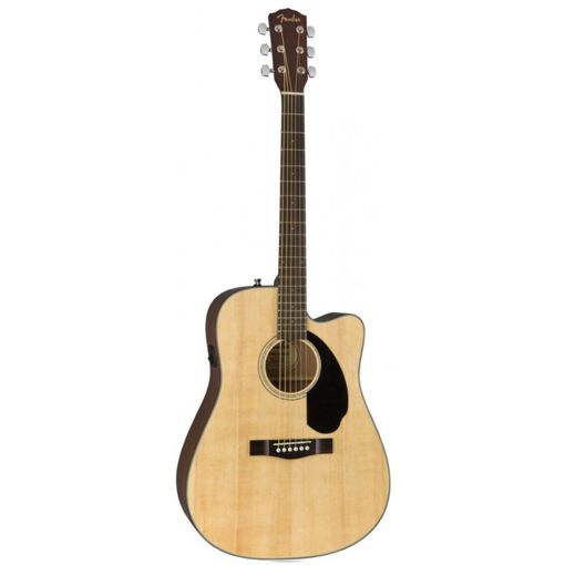 Picture of FENDER CD60SCE NAT