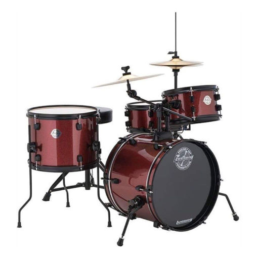Picture of Ludwig LC178X Pocket Kit RW Sparkle