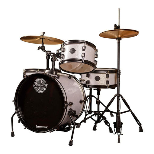 Picture of Ludwig LC178X Pocket Kit WH Sparkle